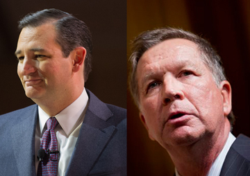 The Cruz-Kasich Tag Team Is No Match for Donald Trump