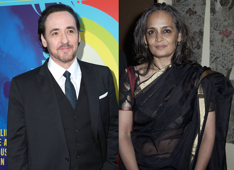 John Cusack and Arundhati Roy: Things That Can and Cannot Be Said ...