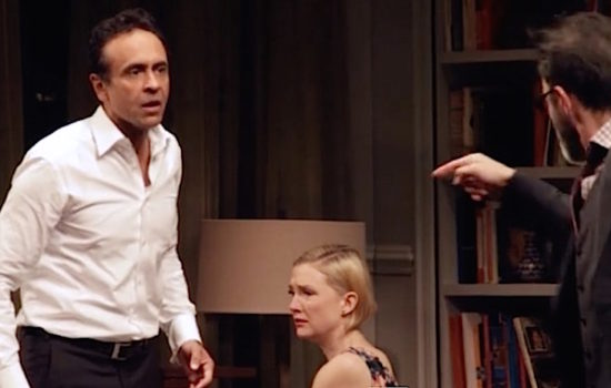 Not Dissecting 'Disgraced' With the Pulitzer Winner's Playwright