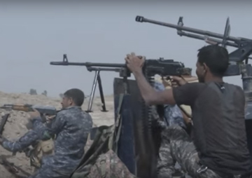 Modern Mongols: Sunni Arabs Outraged at Iran Role in Iraqi Government Fallujah Campaign