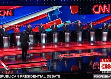 Top 10 Lies and Distortions From the GOP Debate