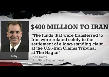 Obama Not Only Did Not Pay Ransom to Iran, He Denied That Country Billions It Had Coming (Video)