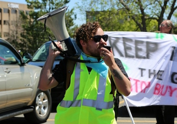Nine FOIA Requests Seek to Find the Extent of Government Spying on Climate Protesters