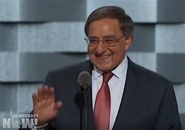 Ex-CIA Chief's Speech Disrupted by Chants of 'Love, Not War' at Democratic Convention (Video)