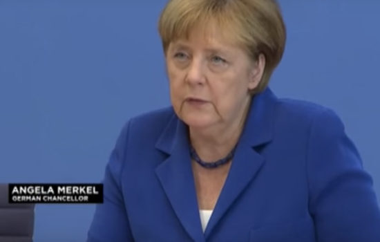 Angela Merkel: New Islamic Migrants Did Not Bring Radical Terrorism to Germany (Video)