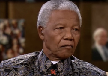 Donald Trump's Politics of Whiteness and the CIA Tip That Jailed Nelson Mandela