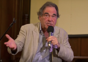 Oliver Stone: School Boards 'Decide to Miseducate' Kids (Video)