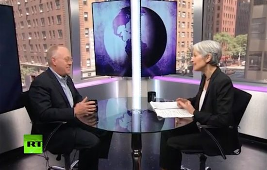 'On Contact With Chris Hedges': Jill Stein on How, and Where, Revolution Can Actually Happen