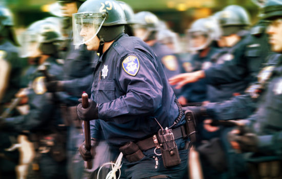 Trump's Making Good on One of His Many Campaign Promises: Promoting Unfettered Police Power