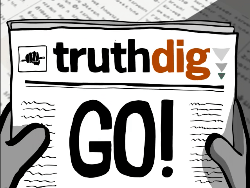 Print Run: The Evolution of Truthdig