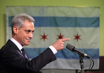 Chicago Mayor Rahm Emanuel Fires Police Superintendent Garry McCarthy