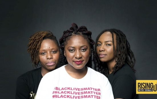 Black Lives Matter Co-Founder Alicia Garza Reflects on the Movement's First Three Years