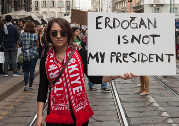 How Turkish President Erdogan Went Wrong: Dividing and Not Ruling (Video)