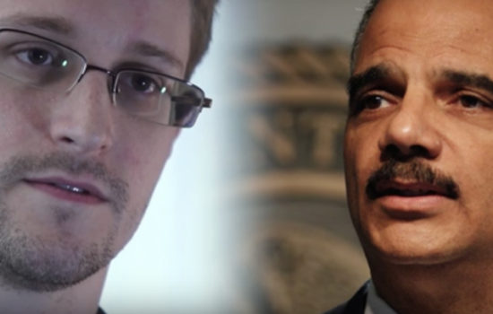 Dear Mr. Holder: Here's Why Edward Snowden Can't Get a Fair Trial in Your National Security State