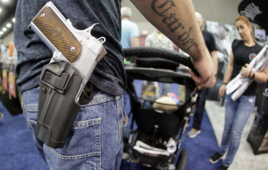 Our Skewed Politics on Gun Ownership Are a Deadly Joke
