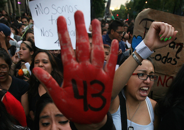 Mexican Human Rights Defenders Say They're Targets of a Smear Campaign