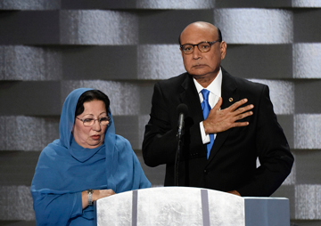 Dear Trumpists: Khizr Khan Is Not 'Muslim Brotherhood' and It Wouldn't Matter if He Were