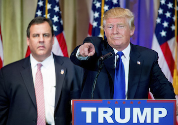 How Donald Trump and Chris Christie Colluded to Pilfer $25 Million From New Jersey Taxpayers