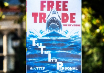 TTIP Has 'De Facto Failed,' Says German Economic Minister