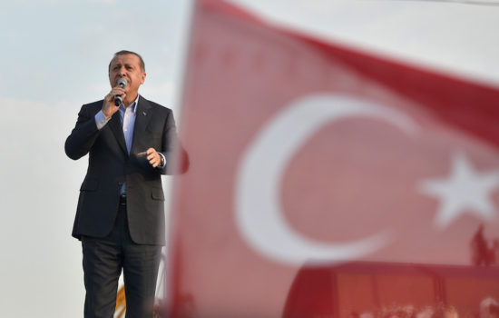 Erdogan Claims Ultimate Power in Turkey After a Razor-Thin Referendum Victory