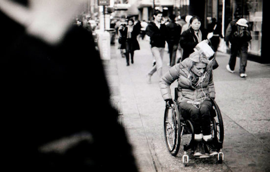 The Disabled Are Probably the Most Vulnerable to Climate Change Effects