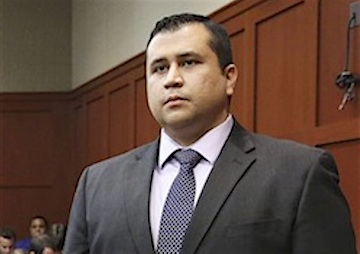 George Zimmerman Sells Murder Weapon to Fight Black Lives Matter