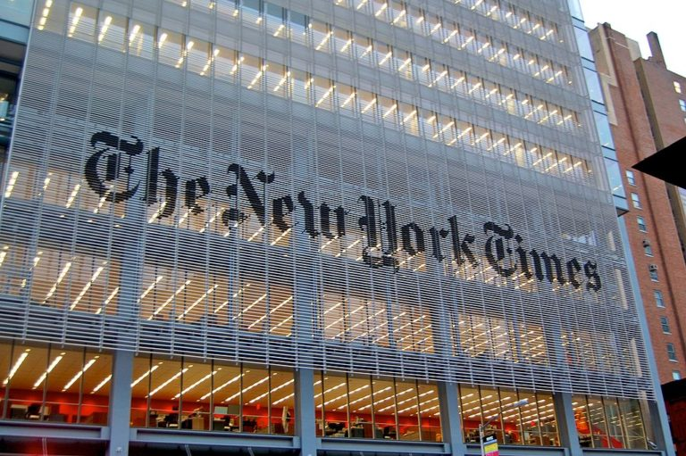 Has The New York Times Gone Collectively Mad?