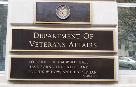 Trump Seeks to Legalize Payments to VA Officials