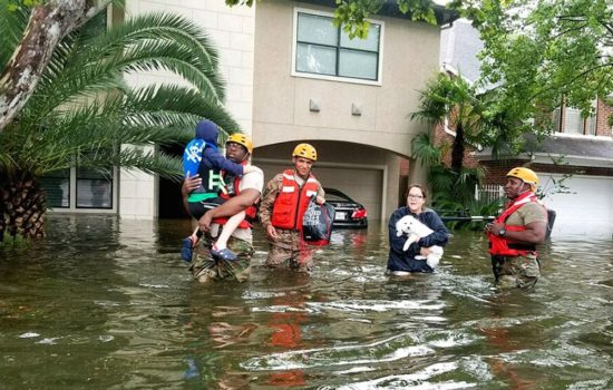 How Many More '500-Year Storms' Will People Endure?