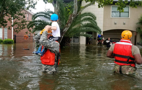 Global Warming Linked to Devastation in Texas