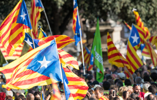 Spain Is Trying to Prevent Catalans' Independence Vote