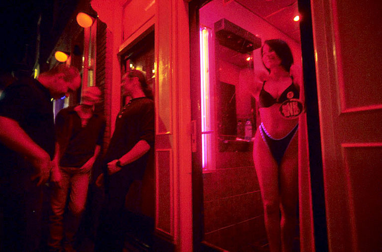 The Pimping of Prostitution: An Excerpt