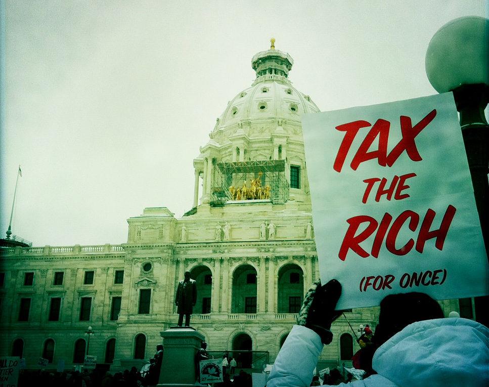 Why We Must Raise Taxes—Not Lower Them—on Corporations and the Wealthy