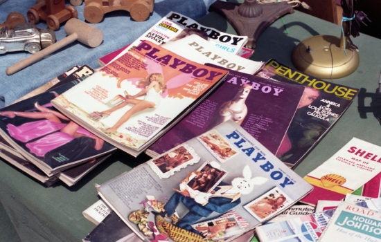 Playboy's Interviews Were Models of the Art Form