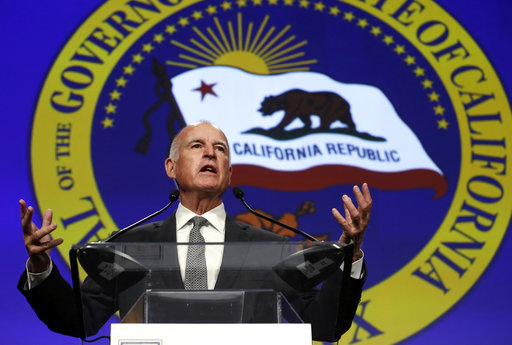 Brown Signs 7 California Bills Targeting Workplace Sexual Harassment
