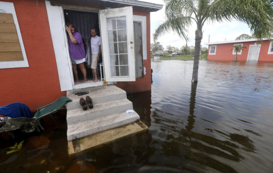 Demanding Climate Justice in Hurricanes' Wake