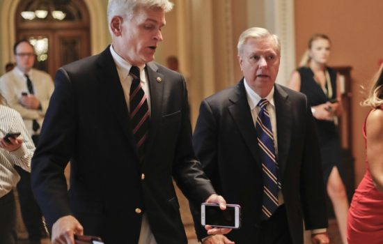 GOP Senators Concerned Over Graham-Cassidy Bill in Wake of Outcry