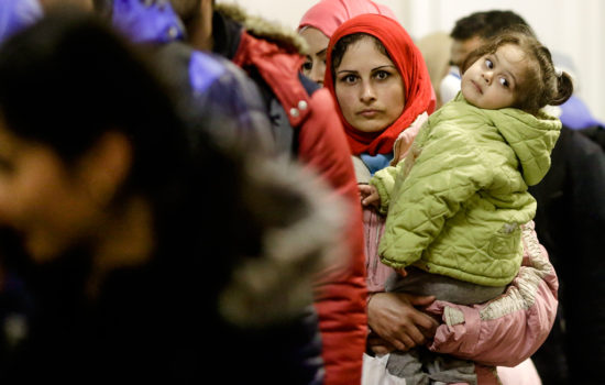 'Hemispheres': A Poem About Syrian Refugee Crisis (Audio)