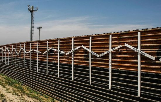 Four Contractors Named to Build Border Wall Prototypes