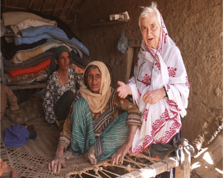 Dr. Pfau's Leprosy Miracle