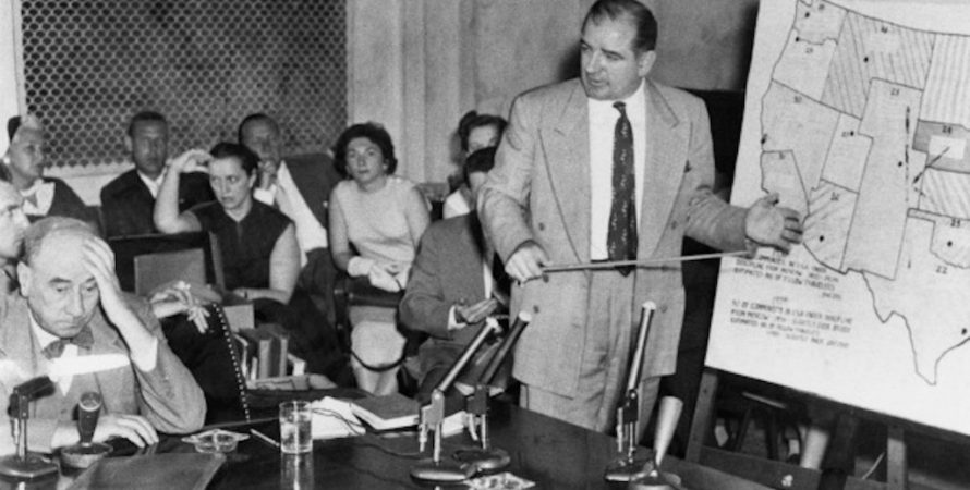 A New McCarthyism Is Taking Hold in America