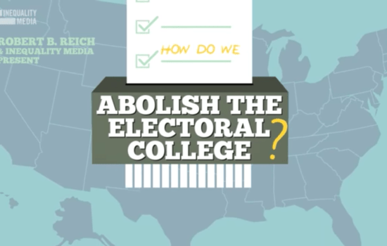 Making the Electoral College Irrelevant (Video)