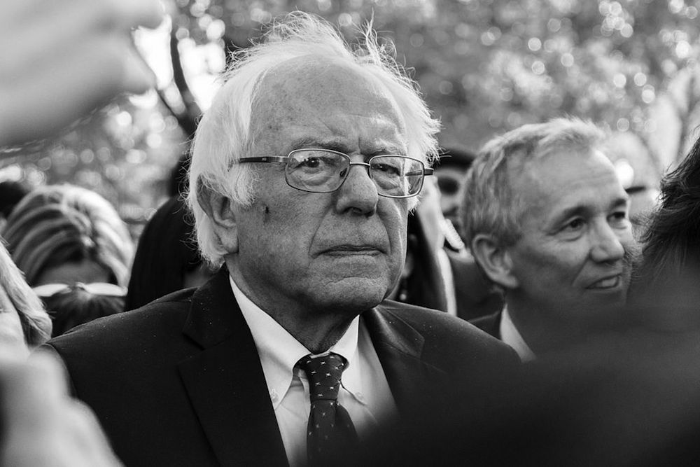 Bernie Sanders Is Trying to Get the U.S. Out of the Yemen War