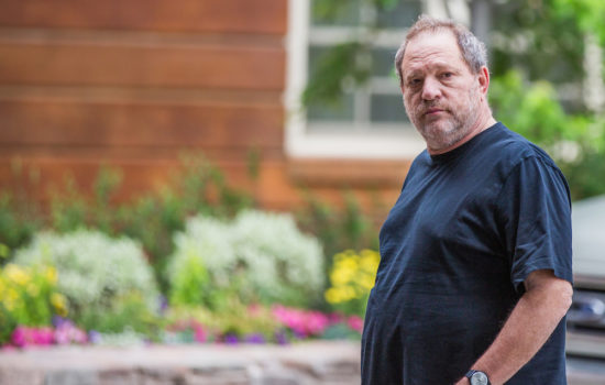 Producer Harvey Weinstein Faces Sexual Harassment Allegations