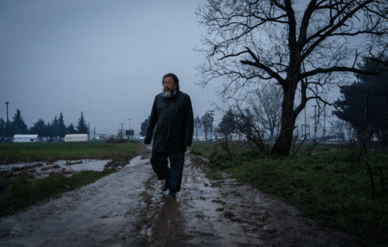 Artist Ai Weiwei on Ingredients for Effective Activism