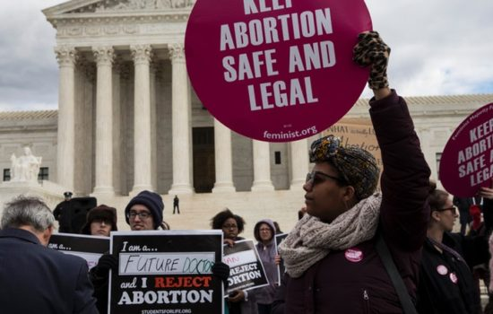 DOJ Tries to Stop Abortion for Undocumented Teen
