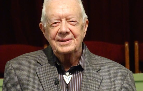 Jimmy Carter Urges Trump Administration to Pursue Peace With North Korea