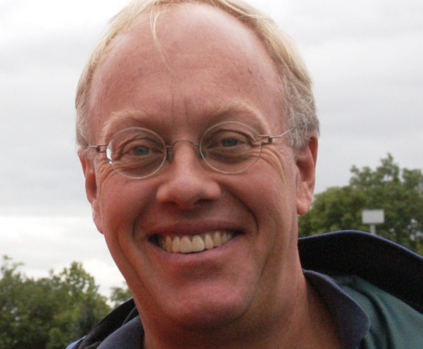 Pulitzer Prize winner and Truthdig columnist Chris Hedges. (Cheryl Biren / CC BY-NC-ND 2.0)