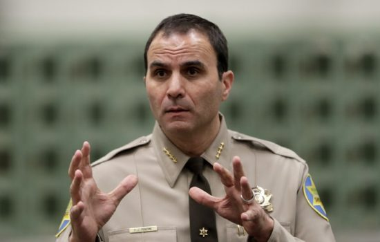 New Sheriff Wants to Turn Joe Arpaio's 'Tent City' Into Opioid Treatment Center