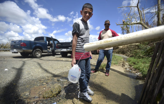 With No Clean Water, Some Puerto Ricans Tap Toxic Waste Sites
